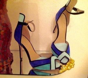 Schöne Sandalen von Zara gr 40 Neu!