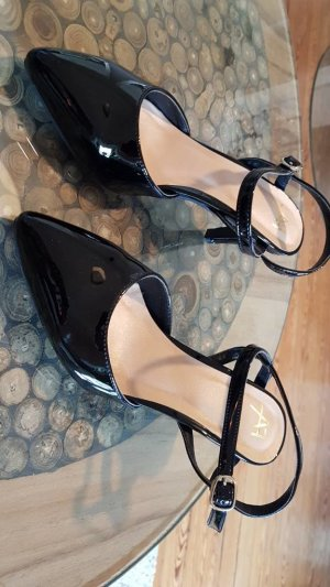 Anna Field High Heel Sandal black imitation leather