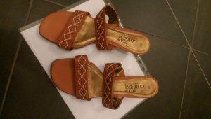 schöne Sandaletten mit Absatz
