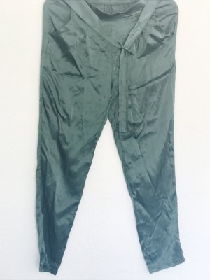 Made in Italy Pantalon bleu cadet