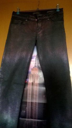 Schöne schillernde >GUESS< Jeans Gr. S  Mädchen/Damen