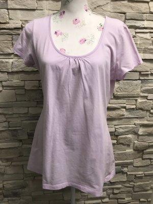 Esprit Batik shirt lichtroze