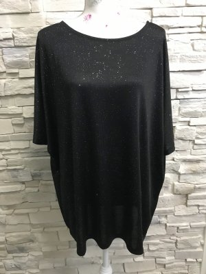 Infinity woman Batik shirt zwart