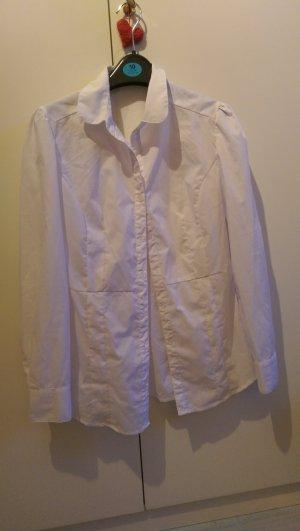 Schöne schlichte weiße Bluse Neu!
