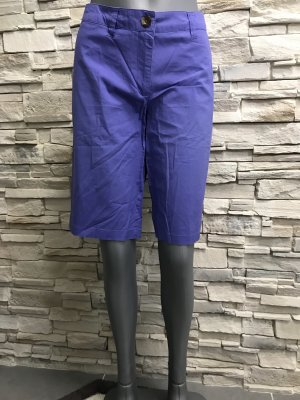 b.p.c. Bonprix Collection Pantaloncino con bretelle viola