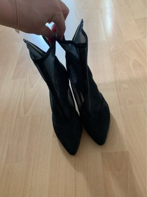 H&M Heel Boots black
