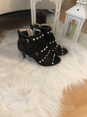 0039 Italy Clog Sandals black
