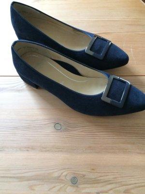 ara Zapatos formales sin cordones azul