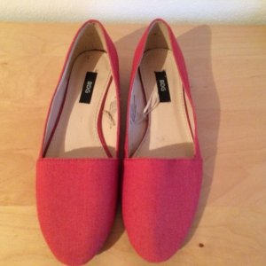 BDG Ballerines multicolore