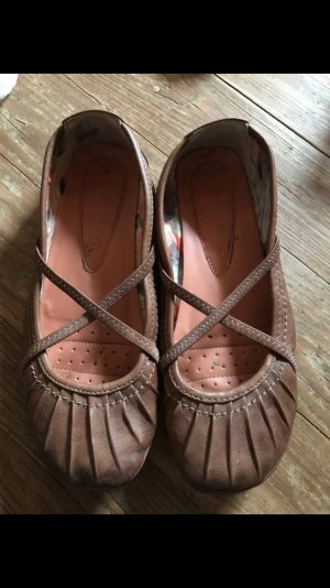 Marco Tozzi Strapped Sandals cognac-coloured