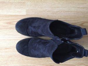Schöne Schuhe in Blau