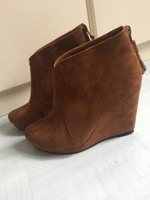 Schöne Schuhe Neu Keilabsatz