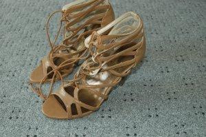 schöne Schuhe Pumps von Promod geschnürt 40