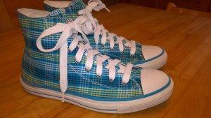 Sneaker stringata multicolore