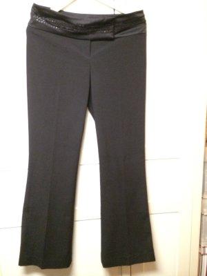 Schöne schwarze Anzugshose Ideal für Sylvester Gr 36