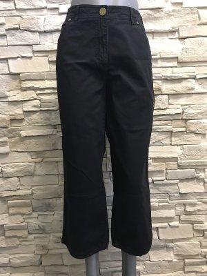 G&S 7/8-broek zwart