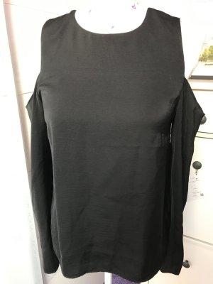 Schöne schwarze Bluse von H&M Gr 36