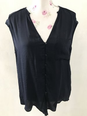 Schöne schwarze Bluse von Zara Gr 38 M