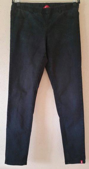Schöne schwarze Esprit Jeanshose Gr. 42