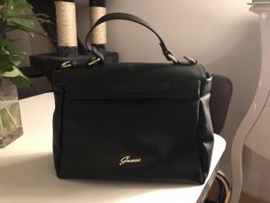 Schöne schwarze Guess Tasche