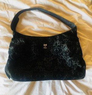 Schöne schwarze Handtasche