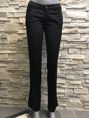 Y.O.U. Drainpipe Trousers black