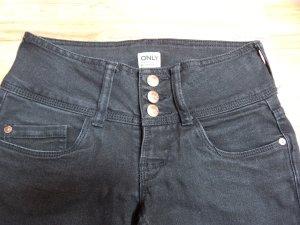 Schöne schwarze Jeans Only