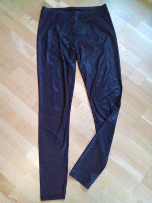 H&M Leggings black polyester