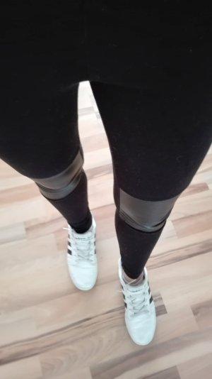 Schöne schwarze leggings