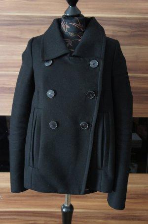 schöne schwarze MANGO Jacke