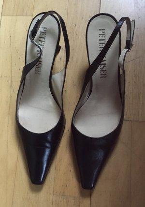 Peter Kaiser Sandals black