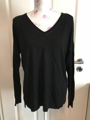 Schöne schwarze Pullover von C&A Gr M