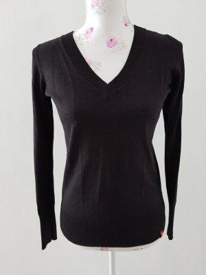 Schöne schwarze Pullover von Esprit Gr 34