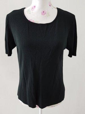 Schöne schwarze Schirt von Just Women Gr 46