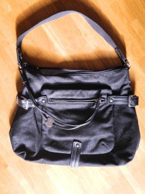 Schöne schwarze Schulter-Tasche von ESPRIT