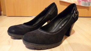 Tamaris Zapatos de punta negro
