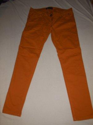 schöne Senffarbene Hose