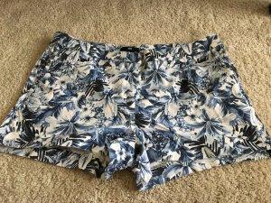 Schöne Shorts Blumenprint