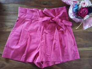 Zara Trafaluc High waist short roze
