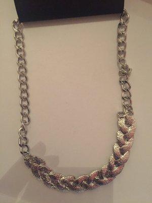 Schöne Silberkette Neu