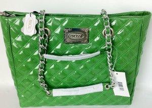 Schöne Silvio Tossi Handtasche in hochwertigen Kalbsleder