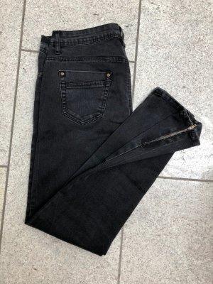 Schöne Skinny Jeans - Gr. W29/L32