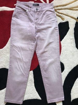 Cambio Jeans a 7/8 grigio-lilla-malva