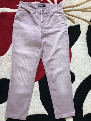Cambio 7/8-jeans grijs-lila-mauve
