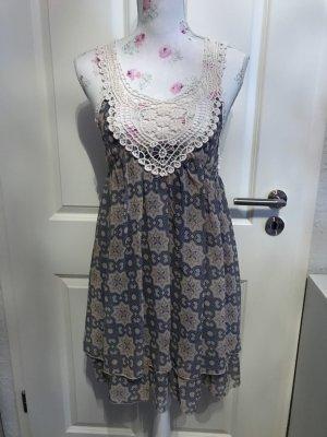 Schöne Sommer Kleid von Pepe Jeans Gr XS