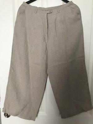 Schöne Sommer Leinen Hose von Montego Gr 42