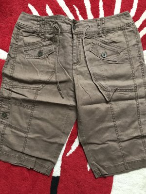 DESIGNER'S Short marron clair