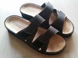 Schöne Sommer Schuhe / Schlappen Gr. 39