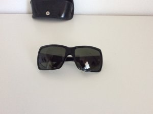 Salvatore ferragamo Oval Sunglasses black