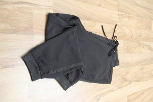 Schöne Stoffhose schwarz